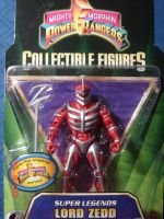 PR Super Legends Lord Zedd by kilp007