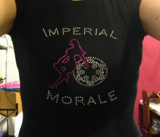 Imperial Morale Corps Bling by BenaeQuee