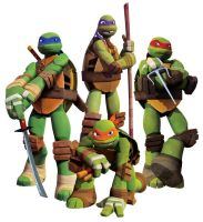 Nick Teenage Mutant Ninja Turtles by Supahboy
