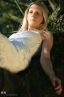 Tinuviel on the tree 2 by HKFotografie