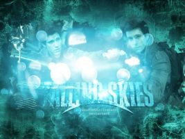 Falling Skies-Hal-Wallpaper by GrafixGirlIreland