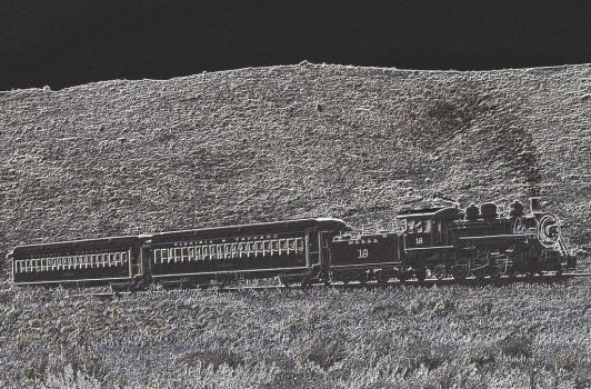 Virginia and Truckee2 by MartinGollery