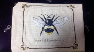 Queen of the Bumblebees by starrley