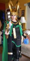 LOKI is my name by The-Lighted-Soul