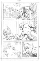 Submission: Marvel III - Pg 2 by JasonShoemaker