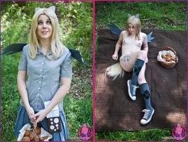 Pony Express by CosplayDeviants