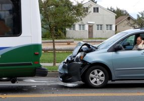 Traffic Accident in Olympia by mebyrne57