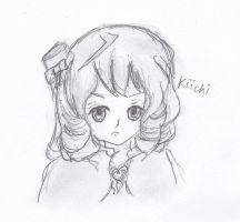 Kiichi [Karneval] Drawing by Amefurashi