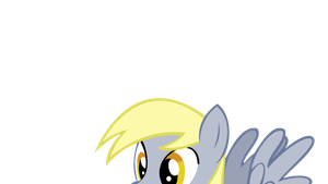 Derpy Hooves (Wallpaper read under) by MMu7