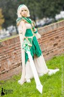Fuu Magic Knight Rayearth by AnaMaria88