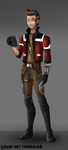 SWTOR - Theron Shan KOTFE time redesign by lealin