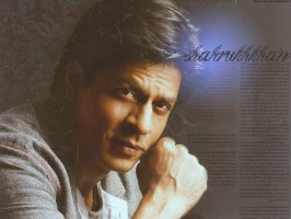 Shahrukh Khan Wallpaper 5 by bulbulakaro