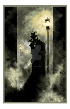 Jack The Ripper Promo by KenHunt