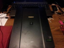 My New Scanner by Kuwathen