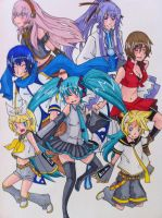 VOCALOID by NEWS14