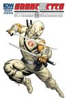 Storm Shadow Snake Eyes cover 13 Colors by RobertAtkins