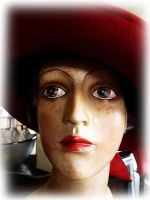 red hat by awjay