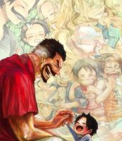 One Piece Fan Art Collect and SP AustriaPiri story by Pr0j3CT5AkuR4