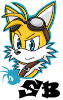 Sonic Boom Game Tails by emichaca