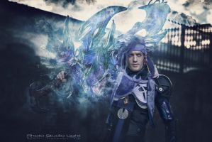 Caius is Back - Final Fantasy Lightning Returns by LeonChiroCosplayArt