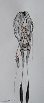 Taylor Momsen by LL0ND0N