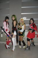 COSPLAYS2 by kinata09