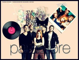 Blend De Paramore by pudinmich
