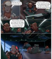 Transmissions Intercepted Page 18 by CarpeChaos