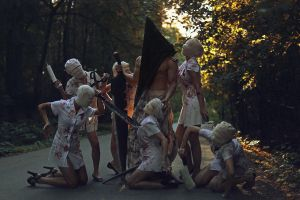 silenthill cosplay2 by SolMay