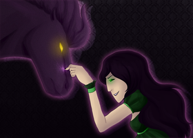 ROTG - Be a good little Nightmare by DSerpente
