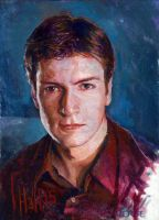 firefly sketch card 1 by charles-hall