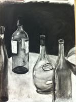 Drawing I - Additive Bottles by munjey86
