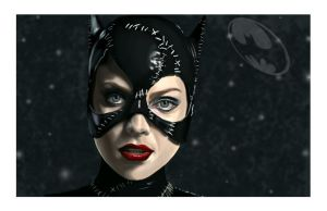 Batman Returns: Catwoman by RyanAxxel