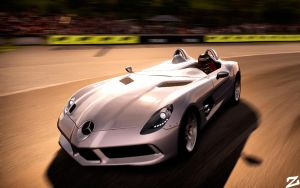 Mercedes-Benz Stirling Moss 5 by ZowLe