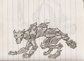Concept Art - Voidling 1 by Silverthe-Dragon