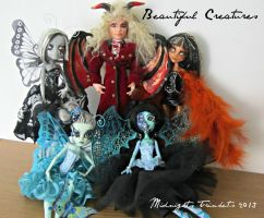 Beautiful Creatures Series Complete Collection by midnightstrinkets