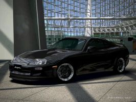 Toyota Supra by Shaggy87