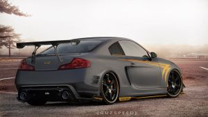 Infinity G35 Racing Modification by GUZSPEED