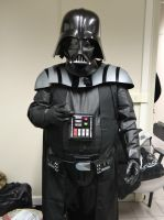 Darth Vader - Cos-Mo 2014 by Groucho91
