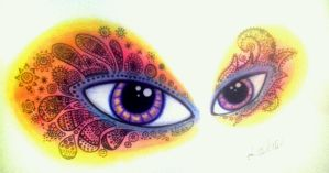 ojos by loto7714