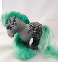 My little pony custom  henna  Kalavati by AmbarJulieta