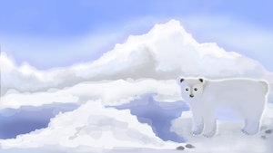 Arctic View by EoFoK