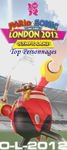 Dr Eggman - mario and sonic at the London JO by Amandathecrocodile