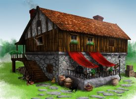 General Goods Shop by Refielle
