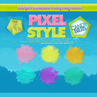 ~~+Pixel Style. by CandyBiebs