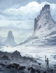 Through Cold by ehecod