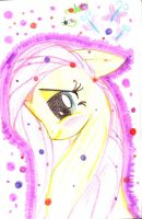 Fluttershy by orcakat4