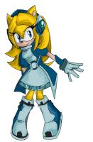 Maria the hedgehog byshadowfan by mariaXshadow-fanclub