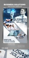 Business Solutions Flyer Templates by ImperialFlyers