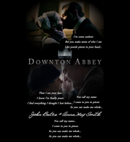 Downton: John Bates and Anna May Smith - Pieces by BingotheCat